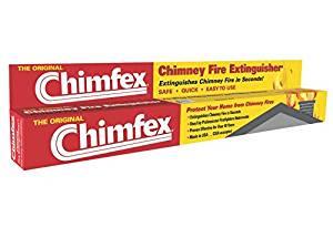 Chimney Fire Extinguisher